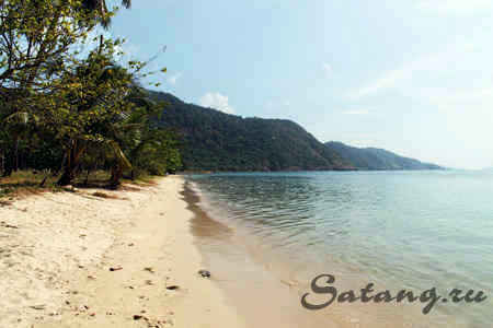 Klong Kloi - лучшее место для тихого отдыха Ко Чанг