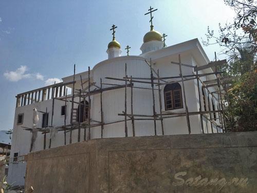 Русская церковь на Ко Чанге