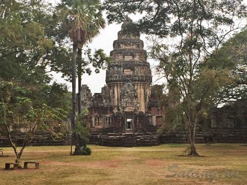 Снижение цен на туры в Камбоджу!