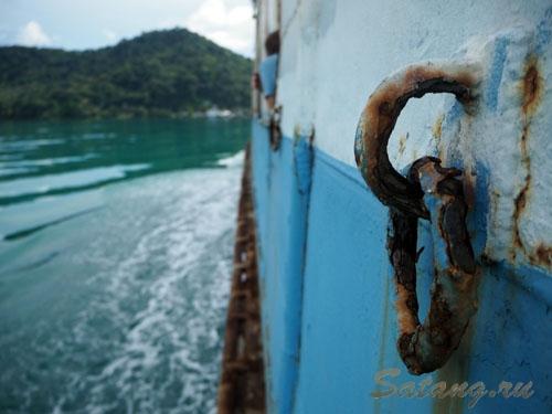 Морское сообщение Ко Вай-Мак-Куд