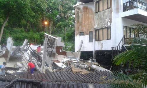 Трагедия на острове Ко Чанг