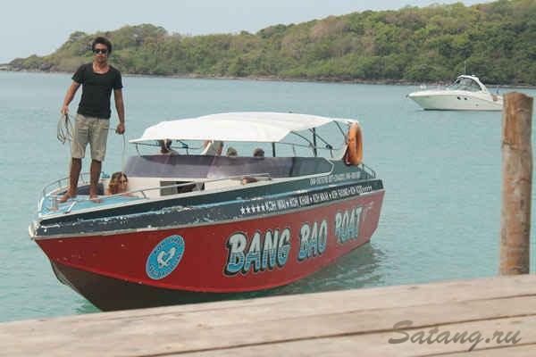 Лодки на Ко Вай, Ко Мак, Ко Куд 2016-2017!