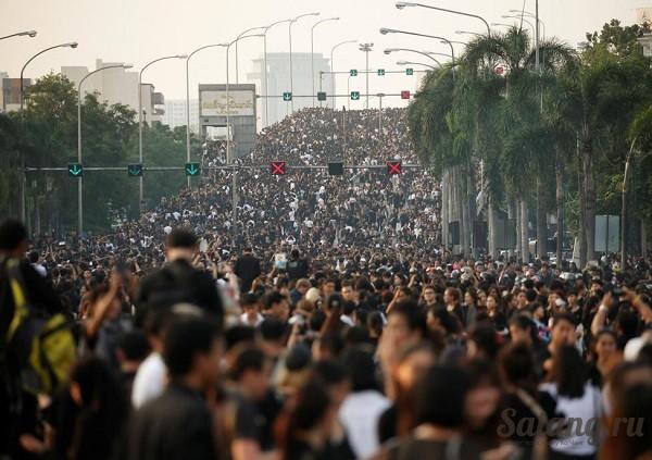 Король тайланда рама 9 википедия