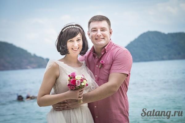 Ко Чанг: свадьба на корабле!