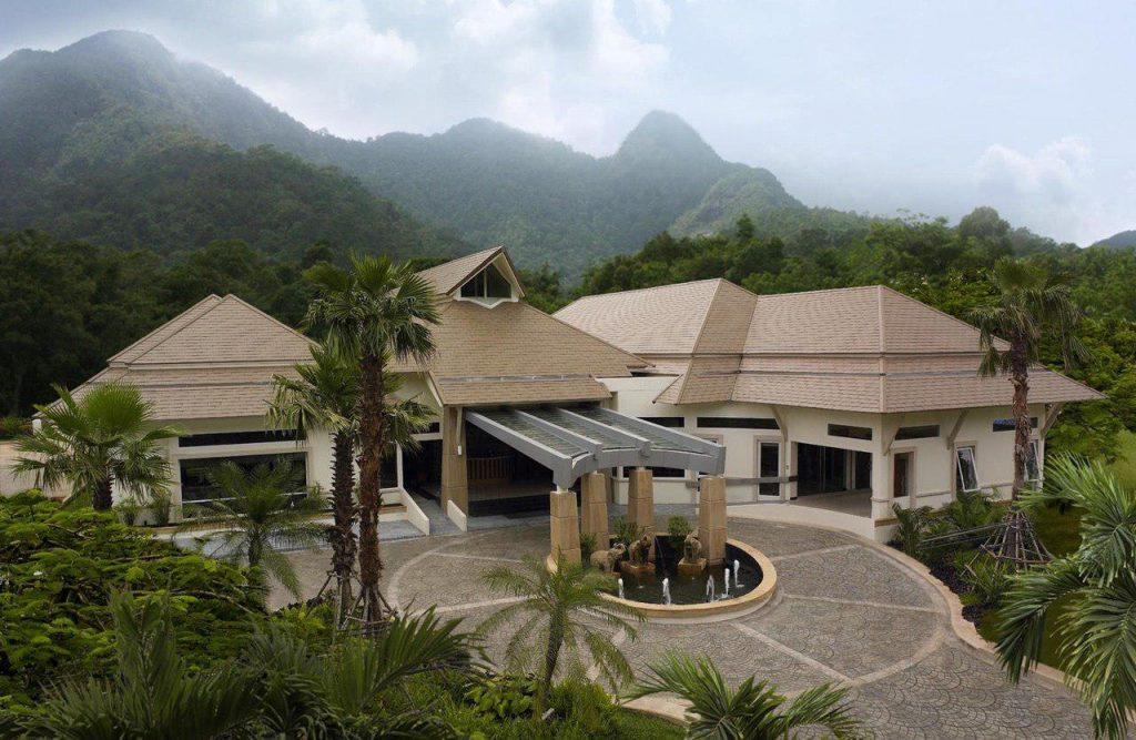 Единственный международный госпиталь Ко Чанга