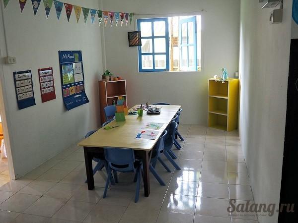 отличный детский садик изнутри
