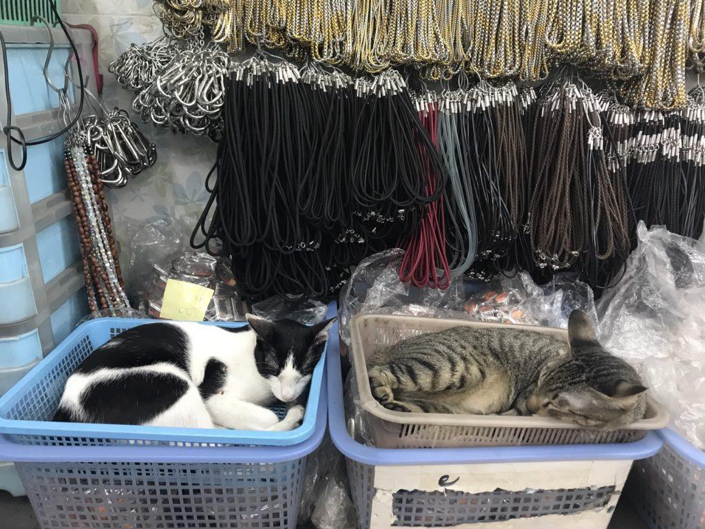 В Бангкоке найдётся всё!