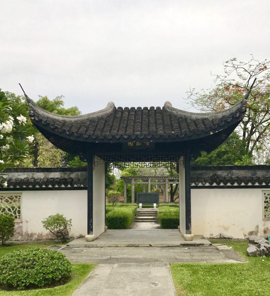 Необыкновенные присудливые азиатские храмы