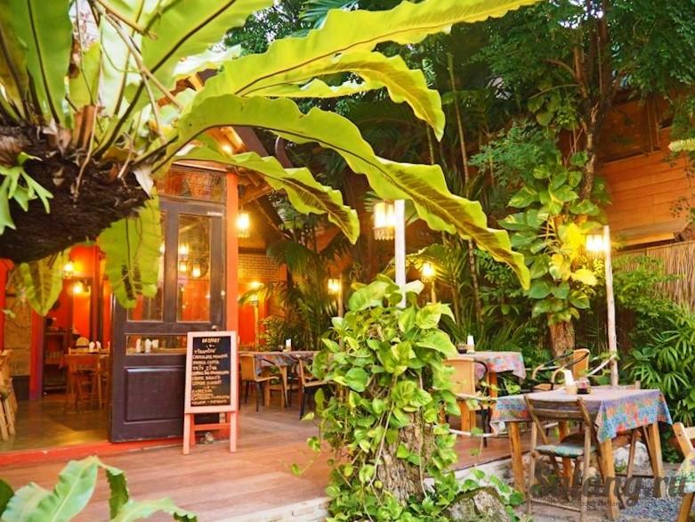Итальянское тепло ресторана Ziva