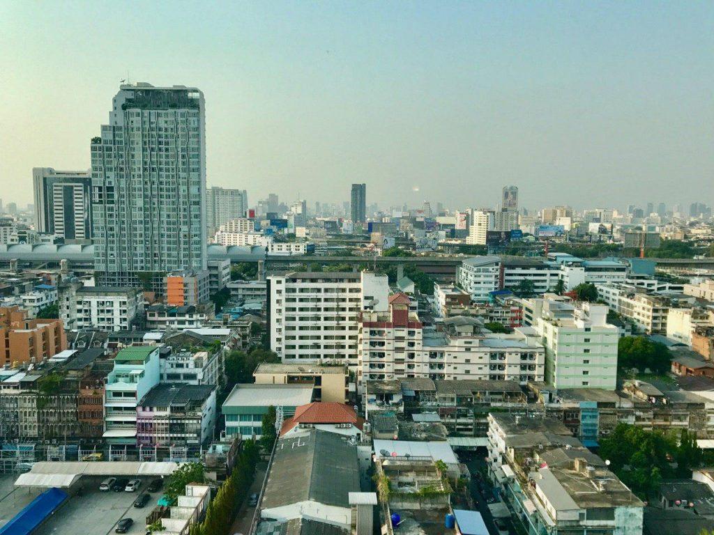 Настощий Бангкок в Таиланде